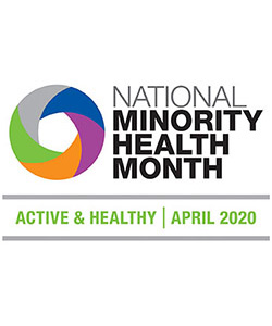 National Minority Health Month 2020