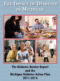 impact of diabetes in michigan cover