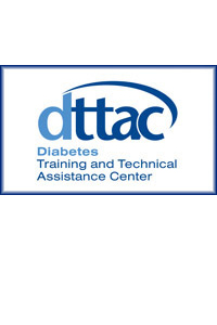 Diabetes Training and Technical Assistance Center logo