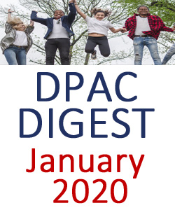 January 2020 DPAC digest